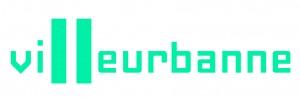 Logo villeurbanne bleu